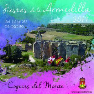 Programa Fiestas Virgen de la Armedilla 2017